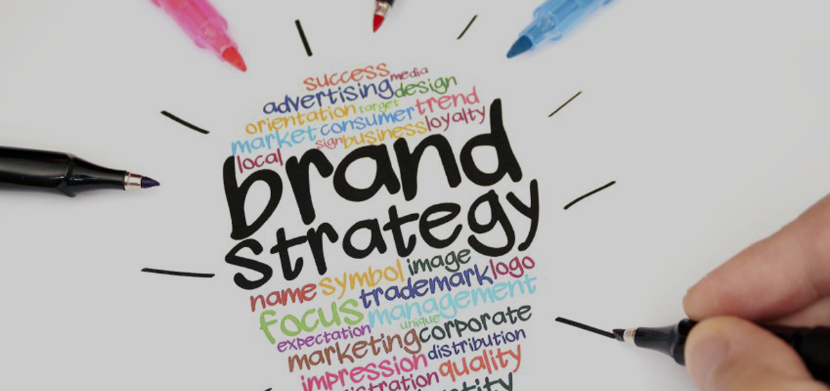 3 STEPS TO BUILDING A STRONG BRAND STRATEGY
